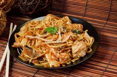 Recipe: Indianized vegetable hakka noodles - The Times of India