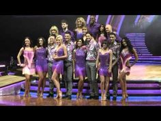 Jay McGuiness and Aliona Vilani reunite for Strictly Come Dancing live tour - YouTube