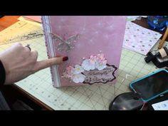 BoBunny Mini Album - YouTube
