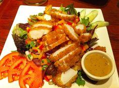 Red Bamboo NYC (vegan soul food)