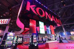 G2E - Konami Exhibit - Fine Design Associates