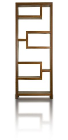 Hellman-Chang - Tao bookshelf; perfect for our future living room