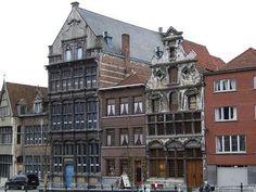Zoutwerf in Mechelen, #Belgium #beautifulplaces