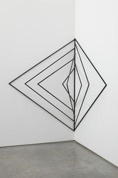 Eva Rothschild X whitechapel gallery