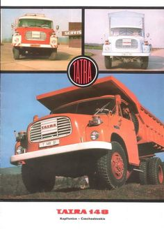 T 148 Heavy Truck, Busse, Car Posters, Czech Republic, Old Cars, Motor Car, Cars And Motorcycles, 4x4, Automobile