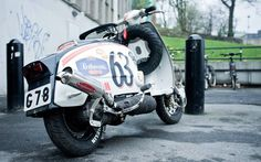 LAMBRETTA TV 175 STREETRACER