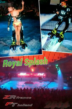 Book your Flyboard Show now! See Video: http://youtu.be/6nmBDOreCBc