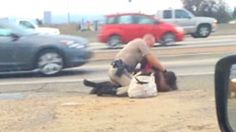 Family of woman beaten by cop to sue