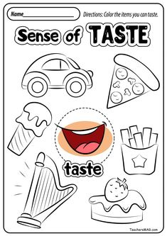 5 Senses Worksheets Kindergarten Free Five Senses Worksheets Five Senses Kindergarten, Five Senses Preschool, 5 Senses Activities, My Five Senses, Preschool Learning Activities, Free Preschool, Kindergarten Worksheets, Preschool Activities, Preschool Printables Free Worksheets