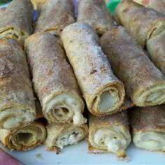 Cheese Blintzes Allrecipes.com...the lady I clean for made these and they are freaking amazinggggggg