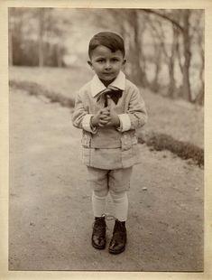 Cute boy 1928