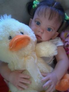 Toddler Reborn Girl! Wears 18 month clothes, 31 in, 12 lbs, Beautiful baby doll!
