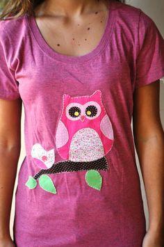 **** Camiseta na cor rosa, malha de ótima qualidade, tamanho G, modelo mangas curtas, decote redondo, com aplique de uma coruja na árvore, em tecido 100% algodão. ******* Produto Pronra Entrega******* **** Consultar valor do frete! **** Aceitamos encomendas em outros tamanhos, cores e modelo Modelo: Bárbara Bet kohls R$ 56,65