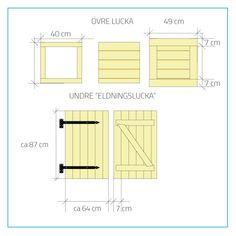 Bygga Rökkåta Mat, Divider, Floor Plans, Room, Furniture, Home Decor, Bedroom, Decoration Home, Room Decor