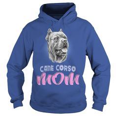 Cane Corso Face Mom Dog