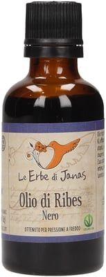 Le Erbe di Janas Olio di Ribes Nero  - 50 ml