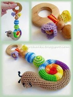 Amigurumi Teether Models, # machine à bois d'embarquement … … Crochet Baby Toys, Crochet Toys Patterns, Crochet Patterns Amigurumi, Cute Crochet, Baby Knitting Patterns, Crochet For Kids, Crochet Animals, Stuffed Toys Patterns, Crochet Dolls