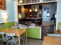 Enig Alternatief, Arnhem: vegetarisch biologisch eetcafe