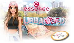 Essence Urbaniced trend edition preview | *Loevens makeup rambles*