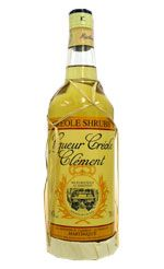 Clement - Creole Shrub Rum Orange Liqueur 70cl Bottle