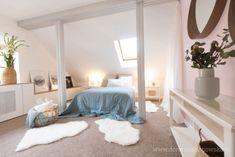 Dorota Szelągowska, Blog Doroty Szelągowskiej Oversized Mirror, Bedroom, Attic, Furniture, Rooms, Home Decor, Google, Living Room, Loft Room