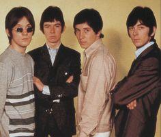 The Small Faces - Steve Marriott, Ronnie Lane, Kenney Jones, Ian McLagan