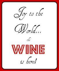 Wine Christmas Puns.Christmas For Wine Lovers