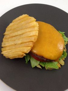 The French Fry Bun