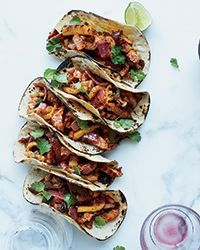 This best-ever tacos al pastor recipe has just five easy steps. Learn how to make it at Food & Wine.