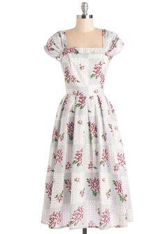 Twist on Timeless Dress