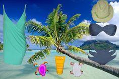 Beach, Palm, Summer...Secret Spirit