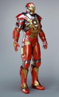 Iron Man Age of Ultron Concept Art