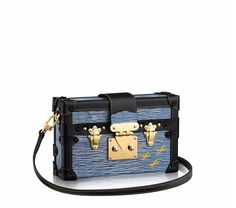 Pin for Later: Add These 18 Beautiful Bags to Your Wish List Immediately The Bag: Louis Vuitton Petite Malle Louis Vuitton Petite Malle ($5,200)