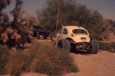 Vintage Baja Bug - so cool