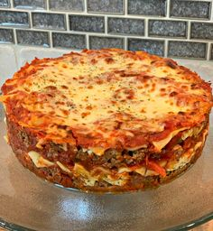 BEST EVER Instant Pot Lasagna All the flavors of the classic dish you love, made even easier using the Instant Pot! This Instant Pot Lasagna is delicious comfort food at its finest! - BEST EVER Instant Pot Lasagna - The Cookin Chicks Best Instant Pot Recipe, Instant Pot Dinner Recipes, Instant Pot Lasagna Recipe, Recipes Dinner, Instant Pot Meals, Buffet Recipes, Instant Recipes, Dessert Recipes, Instant Pot Pressure Cooker