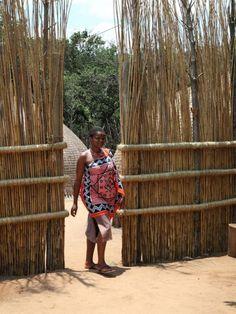 Swaziland, Mantenga Cultural Village