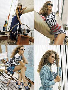 Inspiração Navy.