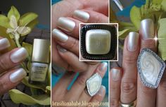 Nail of the Week: Pearl / Esmalte da Semana: Pérola