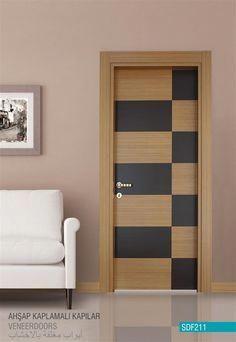 Top 40 Modern Wooden Door Designs for Home 2018 - dorje - Door Design Flush Door Design, Home Door Design, Bedroom Door Design, Door Design Interior, Main Door Design, Wooden Door Design, Bedroom Furniture Design, Modern Bedroom Design, Interior Modern