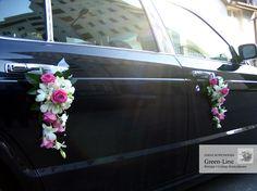 Samochód Wedding Car Deco, Wedding Day, Bridal Car, Ideas Para Fiestas, Event Decor, Holi, Flower Arrangements, Wedding Decorations, Wedding Inspiration