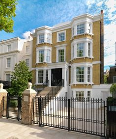 Extravagant London property
