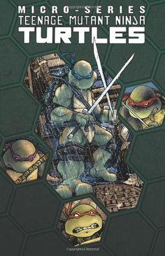Teenage Mutant Ninja Turtles: Micro Series Volume 1 by Brian Lynch http://www.amazon.ca/dp/1613772327/ref=cm_sw_r_pi_dp_WwlKwb05N67PX
