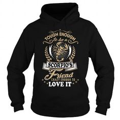 Awesome Tee Scorpios Friend Shirts & Tees