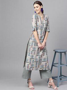 New Kurti Designs, Simple Kurta Designs, Printed Kurti Designs, Salwar Neck Designs, Churidar Designs, Kurta Neck Design, Fancy Blouse Designs, Kurta Designs Women, Kurti Designs Party Wear