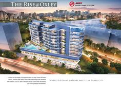 The Rise @Oxley
