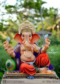 My friend ganesha Jai Ganesh, Ganesh Lord, Ganesh Idol, Ganesh Statue, Shree Ganesh, Ganesha Art, Lord Krishna, Shri Ganesh Images, Ganesh Chaturthi Images