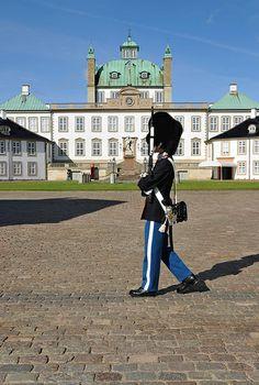 Fredericksborg Castle (built 1722), Copenhagen, Denmark