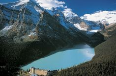 Lake Louise - how can I not love it?