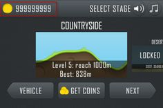 Get unlimited coins in hill climb racing. The Hill climb racing cheats works for android/iOS