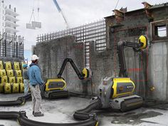 5 | This Concrete-Eating Robot Can Recycle An Entire Building On The Spot | Co.Exist | ideas + impact